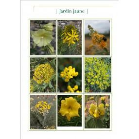 Collection jardin jaune